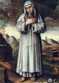 La devota Margherita Antoniazzi